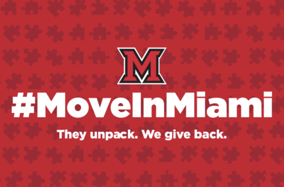 #MoveInMiami. They unpack. We give back.