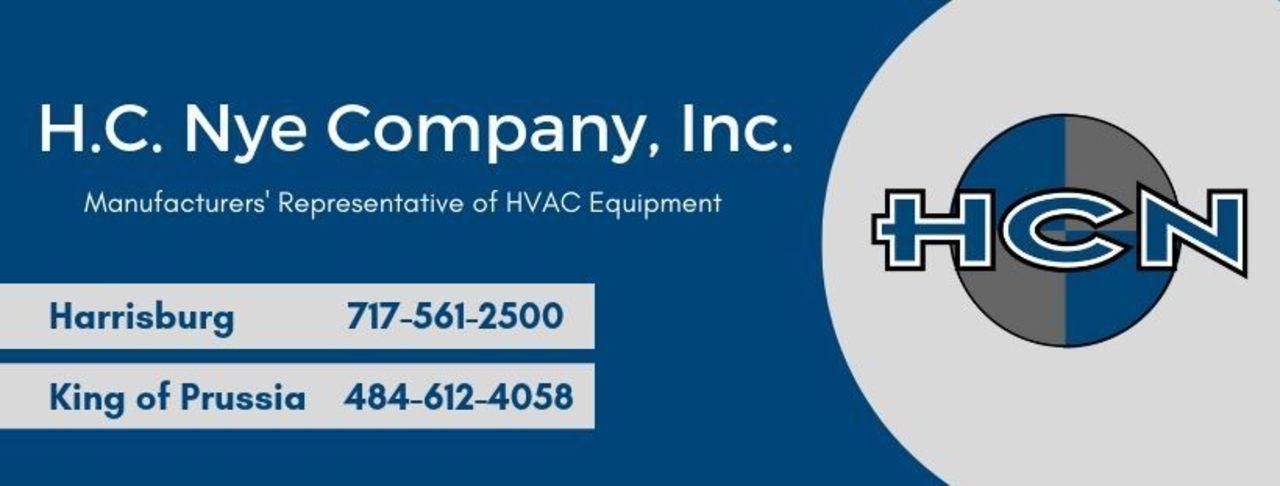 HC NYE COMPANY - HARRISBURG 717-561-2500  KING OF PRUSSIA 484-612-4058