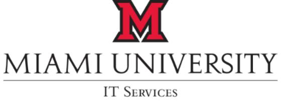 Miami University IT Services