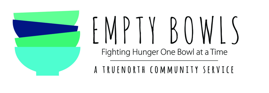 Empty Bowls, a TrueNorth community service