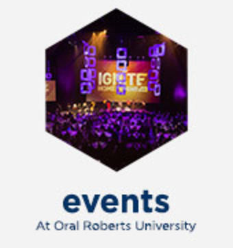 Events at ORU