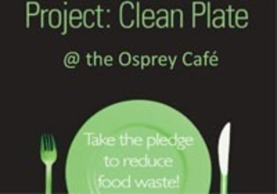 Project clean plate flyer