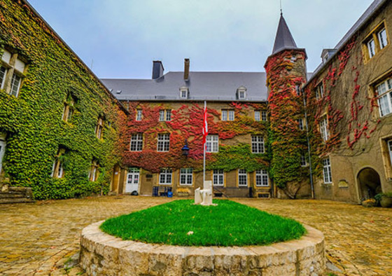 chateau in Luxembourg