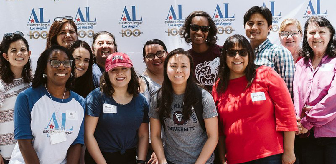 Attending Global Day of Service? Share your posts using #ILoveLMU