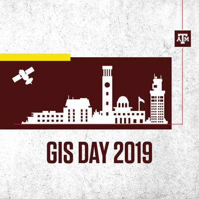 GIS Day 2019 promotional image