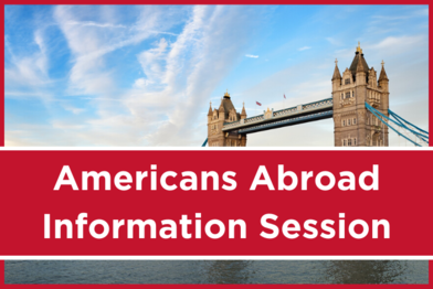 Americans Abroad Information Session