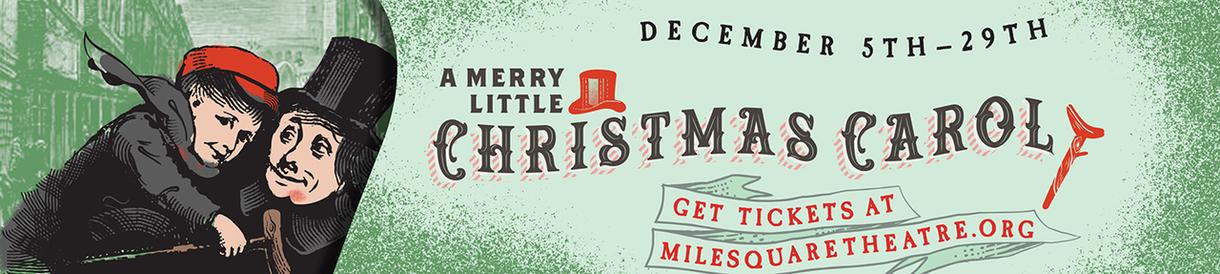 A Merry Little Christmas Carol