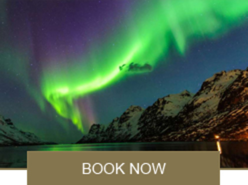 Book Now - Northern Lights
