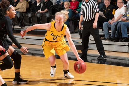 Shortcut to Michigan Tech Athletics' Women's Basketball page