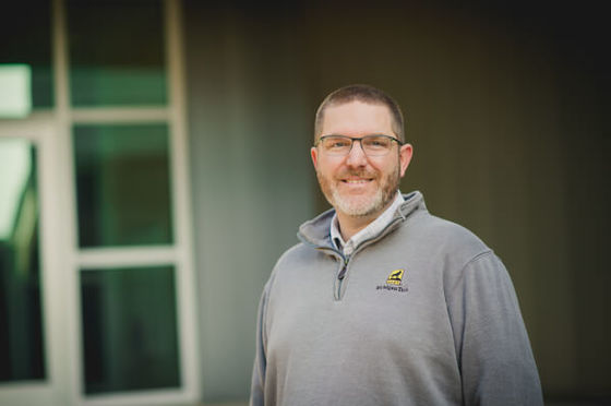 """Link to the Michigan Tech News article """"Q&A with Great Lakes Research Center's Andrew Barnard"""""""