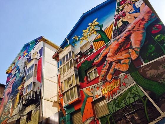 """""""Grow"""" taken in Vitoria-Gasteiz, Spain."""