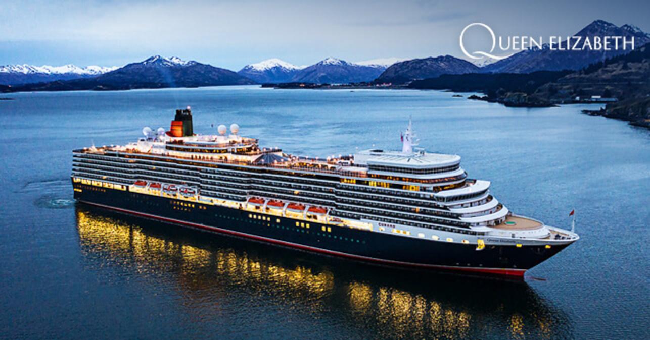 Queen Elizabeth in Alaska