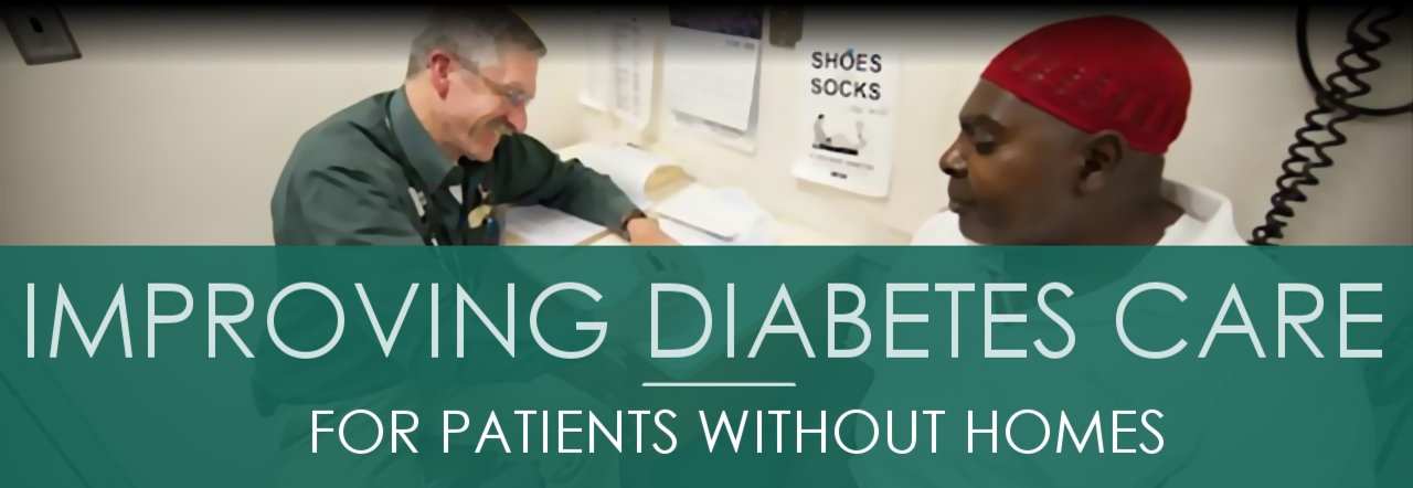 Improving Diabetes Care for Patients Without Homes