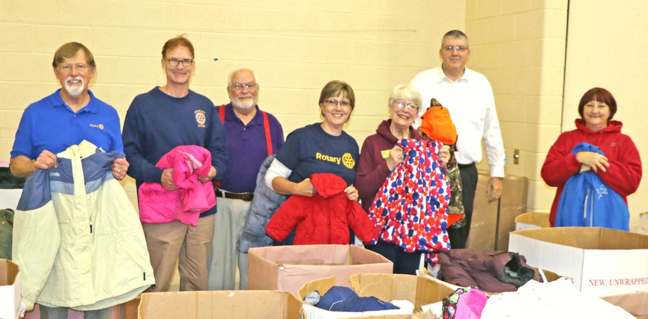 Coats for Kids (& Adults), a TrueNorth community service