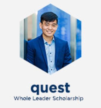 Quest Whole Leader Scholarship