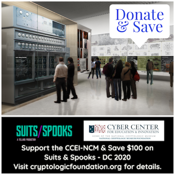 Donate Suits and Spooks - CCEI