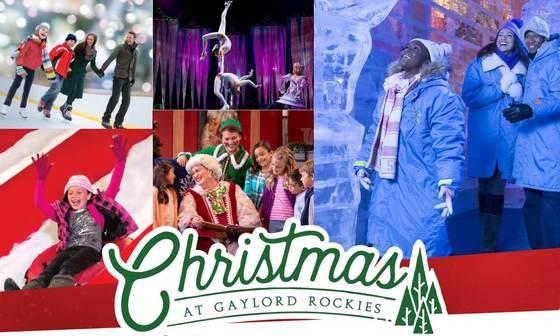 Christmas at Gaylord Rockies