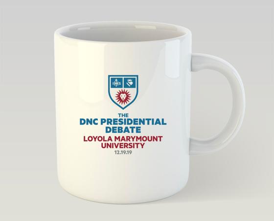 The DNC Debate mug