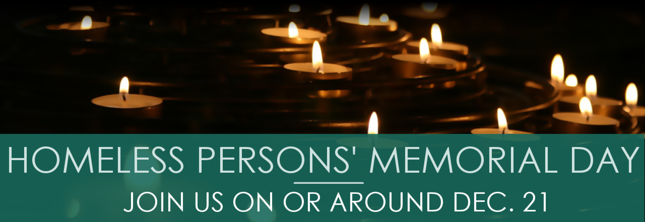 Homeless Persons' Memorial Day