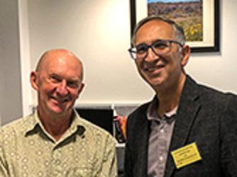 Graeme Newell and Abbas Rajabifard