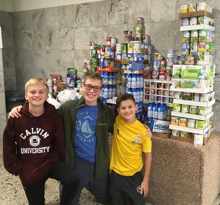 TrueNorth Community Services: Food & Medical Programs