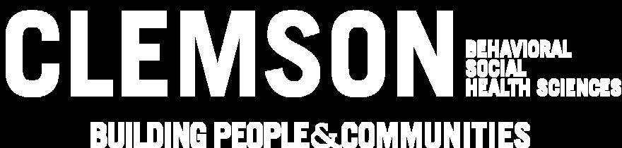 Clemson CBSHS logo