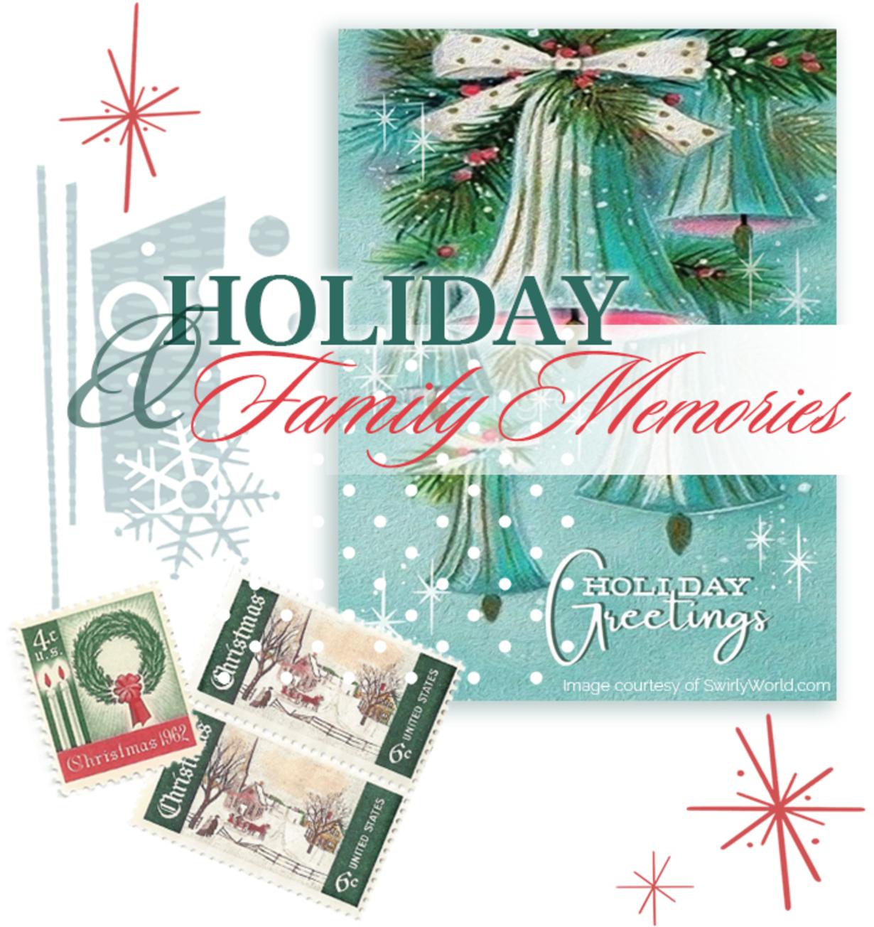 Lauren Jacobsen Holiday Family Memories Newsletter