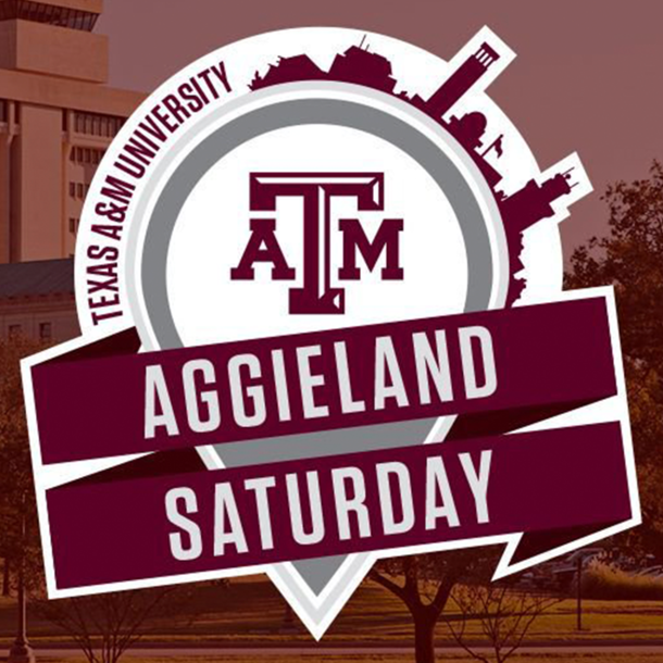 Aggieland Saturday promotional image