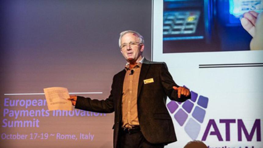 Ron Delnevo, Executive Director ATMIA Europe