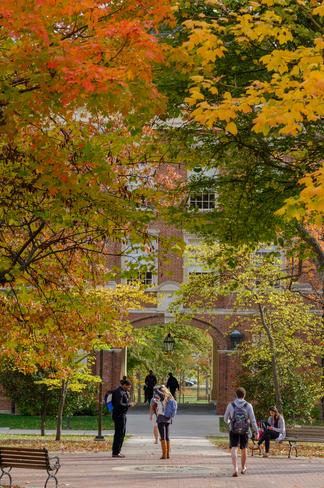 Upham Hall - Fall