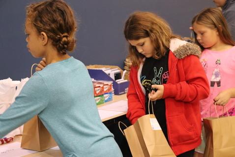 Donate: Weekend PowerPacks, a TrueNorth community service
