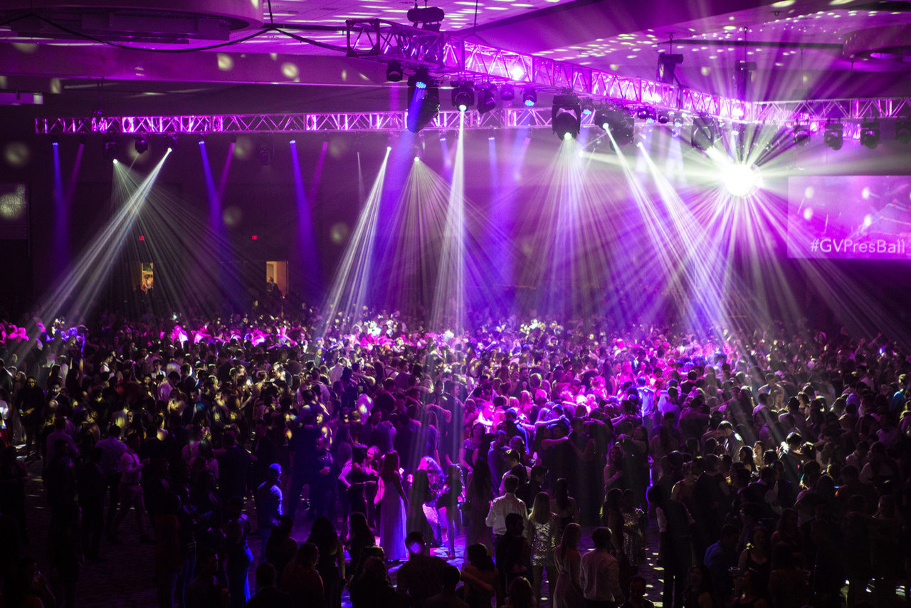 Overview of Presidents' Ball
