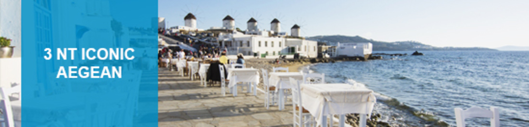 3 NT Iconic Aegean