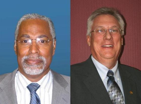 John Buckner and Eric Flor