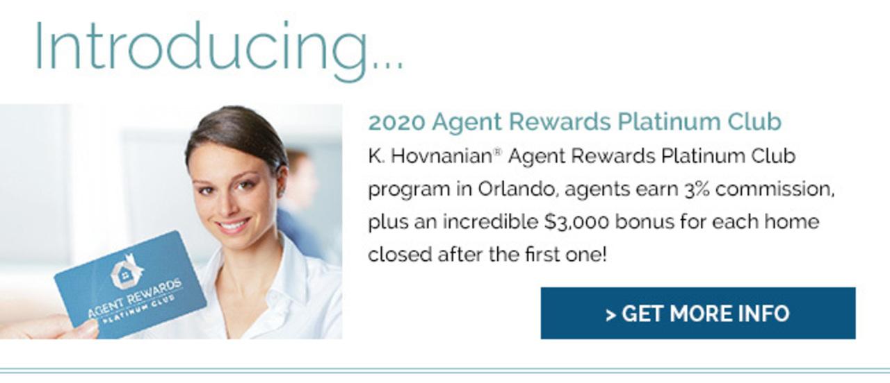 2020 Agent Rewards Platinum Club