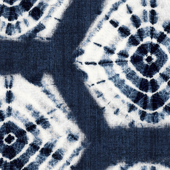 Shibori Peel & Stick Wallpaper