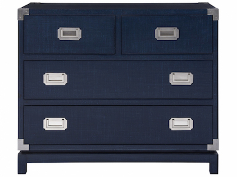 Coastal Campaign Chest by Universal Furniture