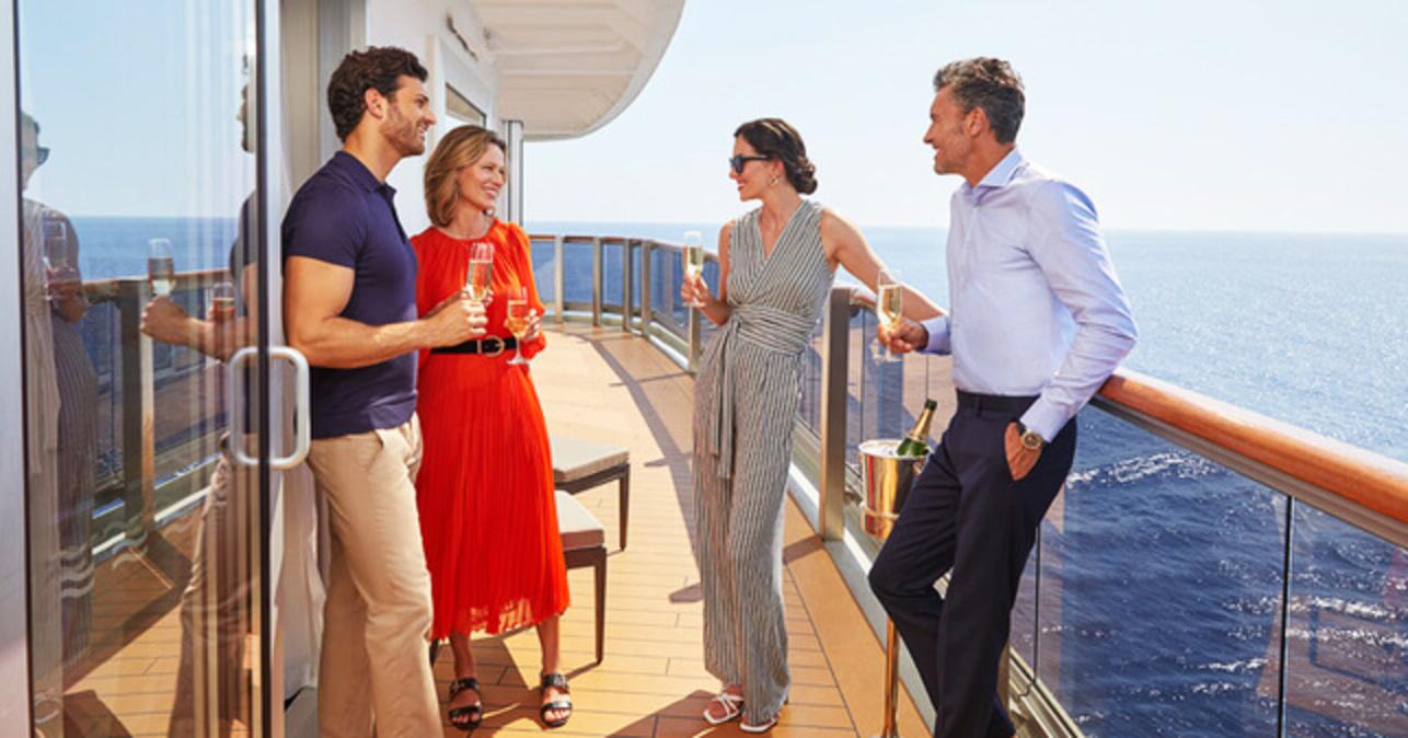 Cunard Memorable Journeys
