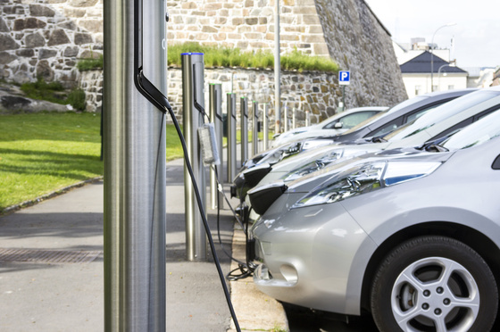 Rebates available for Level 2 chargers