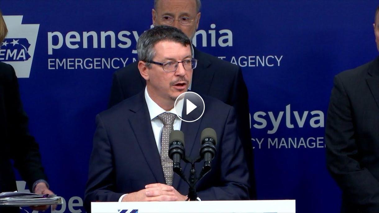 DEP Secretary Patrick McDonnell discusses Restore Pennsylvania