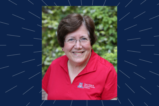 Dr. Sharon Medgal awarded by UCOWR