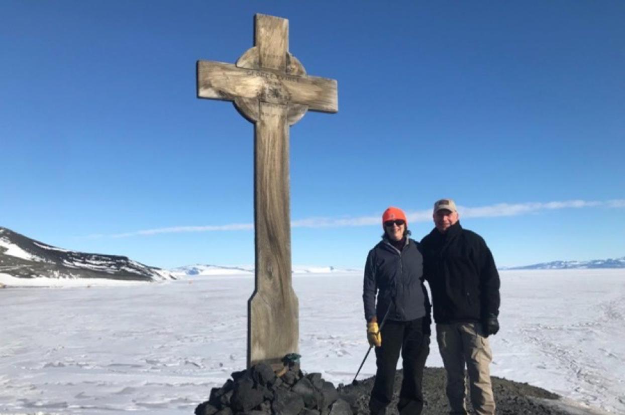 Doctors in Antarctica