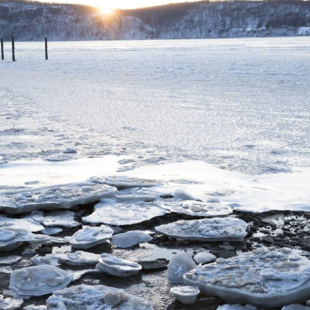 Study Shows Earth's River Ice Is Rapidly Declining