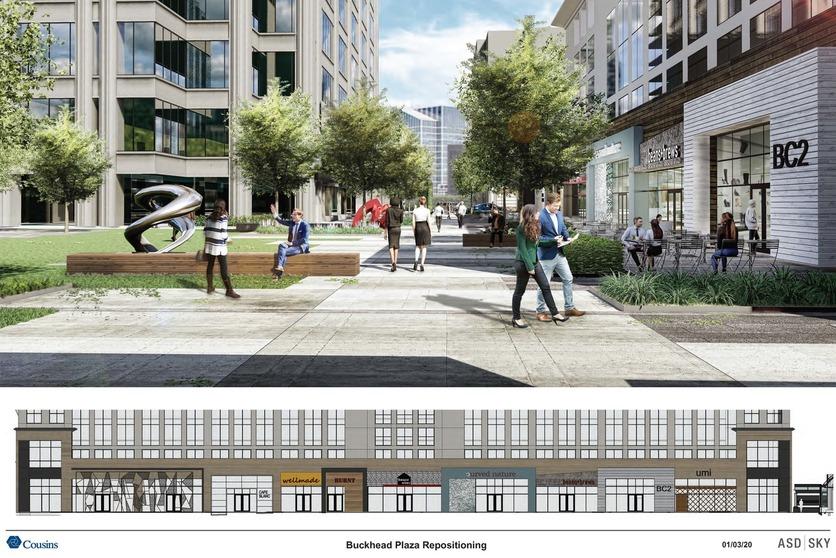 3060 Peachtree Road - Buckhead Plaza