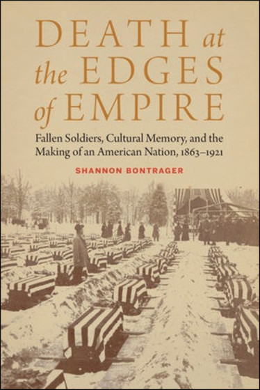 Death at the Edges of Empire cover image