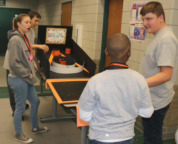 Out-of-School Time programs, a TrueNorth community service