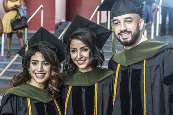 Graduates of UofSC College of Pharmacy