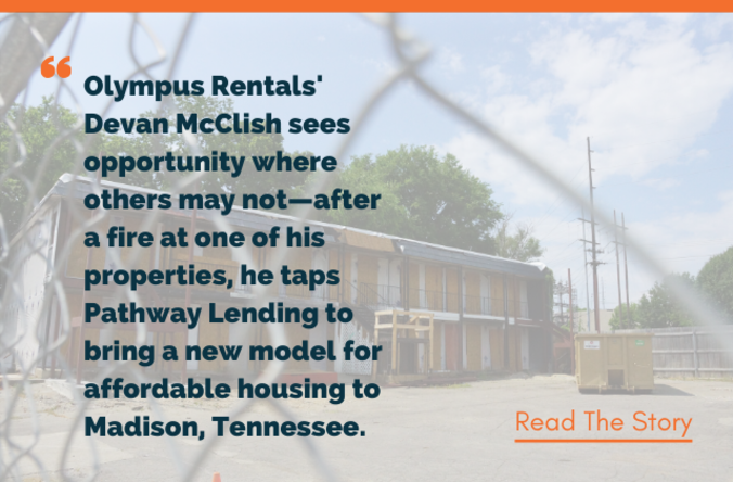 Client Profile: Olympus Rentals Bring New Affordable Housing Model to Madison, Tennessee