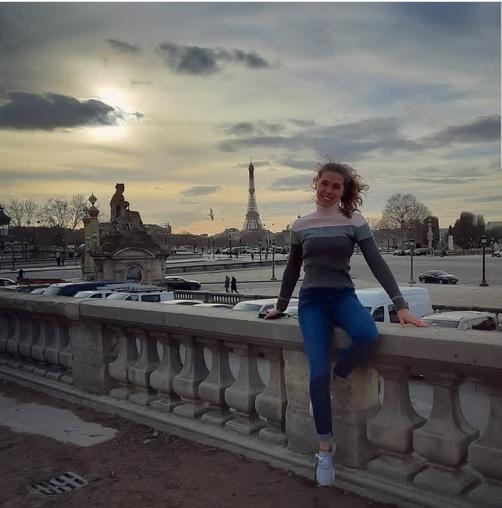 MUDEC Student in France