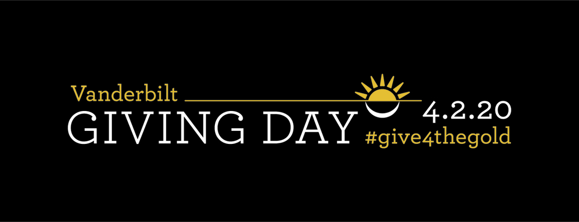 Giving Day is Thursday, April 2, 2020